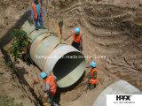 FRP Rohr für Wasser oder die Abwasser-Beförderung