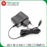 EU 플러그를 위한 5V500mA USB AC/DC 접합기