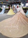 Цвет новейшей конструкции Aoliweiya свадебные платья110109