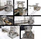Envelop-vorm Machine van de Verpakking van het Koekje van het Wafeltje van het Type de Automatische
