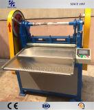 Máquina de corte de tiras de borracha profissional com alta eficiência de trabalho