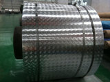 piatto di alluminio 5052 H114 dell'impronta delle cinque barre