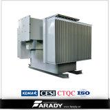 20kv de olie-vullende Transformator van de Fase van de Transformator 13.8kv 3 van de Distributie
