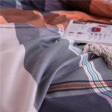Bedsheet barato da tampa de base do algodão de matéria têxtil simples da HOME do estilo