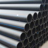 PE100 HDPE трубы полиэтиленовые трубы Pn10 Pn 16 черного цвета воды HDPE пластиковых труб