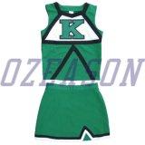 Uniforme calda di sublimazione di Cheerleading di vendita 2015, vestito dalla ragazza pon pon del banco del vestito dalla ragazza