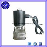 Elettrovalvola a solenoide di temperatura insufficiente del vapore di alta qualità
