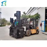 30-500kg/Hさまざまな医学の不用な焼却炉の処置