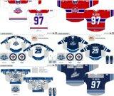 Настроенные Мужчины Женщины дети американской хоккейной лиги Сент Джонс Icecaps 2011-2017 Хоккей Джерси