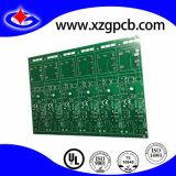 4 capas de circuitos multicapa circuito de vigilancia de seguridad