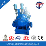 Bb1 단단 양쪽 흡입 높은 흐름율 산업 수도 펌프 수평한 균열 케이스 원심 펌프