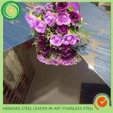 201 304 Цвет Зеркальный штамповки листов из нержавеющей стали с рисунком