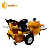 M7mi Super machine à briques de verrouillage de l'argile du carburant diesel