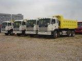 Camion à benne basculante de JAC 6X4 de la capacité de charge 20-30