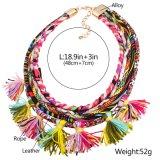 De Juwelen van de Halsband van de Nauwsluitende halsketting van de Leeswijzer van de Verklaring van Jewellry van de manier