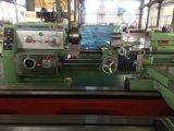 엔진 가는 헤드를 가진 절단 금속을%s 보편적인 수평한 기계로 가공 CNC 포탑 공작 기계 & 선반 C6240