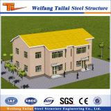 Estrutura de aço galvanizado venda quente Construção Prefab House