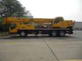 De nieuwe Mobiele Kraan van de Vrachtwagen van de Kraan van de Toren van de Vrachtwagen XCMG 16-100tons