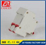MCB Miniatuur2p 6A 10A 16A 20A 25A 32A 40A 50A 63 RCCB MCCB Stroomonderbreker A.C. 45 de Kleine Stroomonderbreker van het Gebruik van het Huis van het Type