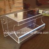 Kundenspezifische große Acrylfenster-Vogel-Zufuhr, freie Fenster-Montierung sehen durch Zufuhr