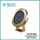 熱いFashion 23W IP68 Fountain LED Underwater Light (SLW-08)