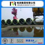 Tubo de la alta calidad y del precio bajo GRP con propia fábrica