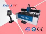 Cortadora del laser del precio de fabricante para plateado de metal