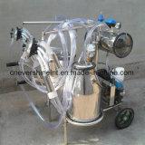 вакуумный насос машинного доения коровы Eletrical Milker двумя бочками
