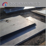 Placa de aço laminada a alta temperatura de alta elasticidade de Wr50A Corten