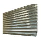 Techo con recubrimiento de zinc laminado en frío la hoja de metal