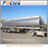 Tripolarize Axles 42, 000 Gallon Aluminum oil Fuel STORAGE tanker