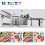 Stick Lollipop Candy máquina de producción (STL300)