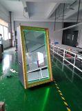 """47 """" LCD van de Spiegel van de Aanraking Magische Kiosk voor de Gebeurtenis van het Huwelijk van de Partij"""