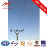 Puder Coating 12m Electricity Pole Fasctory