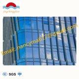 Haute qualité bâtiment isolé en verre feuilleté Low-E en verre trempé