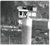 連続的な急上昇の赤外線熱探知カメラ