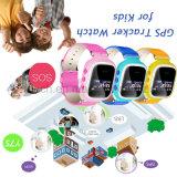 Pantalla a color a los niños/niño rastreador de GPS portátiles ver con el podómetro Y7s