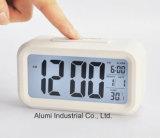 Tabela de Relógio inteligente silenciosa do Alarme do Relógio Despertador