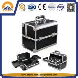 Kosmetischer Schönheits-Kasten der kühlen Damen mit Tellersegmenten (HB-3166)