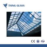 建築カーテン・ウォールのための絶縁されたガラス