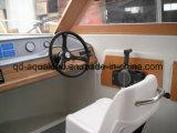 barco de passageiro do táxi da água 28feet com cabine (Aqualand 860)
