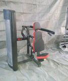 Pressione ombro, equipamento de fitness, equipamentos de ginástica Exercício Muscel Comercial