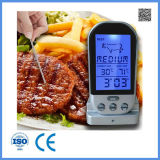 Termómetro de barbacoa de carne inalámbrica