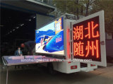 Caminhão do diodo emissor de luz de Foton Ollin 4X2 P8, diodo emissor de luz que anuncia o caminhão, caminhão móvel pequeno do diodo emissor de luz para a venda