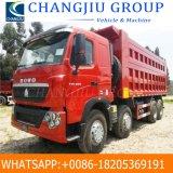 Utilisé Shacman HOWO/utilisé 8X4 6X4 10 12 roues Roues de camion à benne camion benne camion à benne basculante de dumping de basculement du chariot chariot pour 30T-50T Cargo