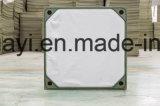 Малые автоматические PP пластина рамы фильтра нажмите на заводе