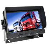 7 de  Monitor van de Veiligheid voor de Bagage en de Tanker 1080P van de Stappen van Vliegtuigen van de Brandstof van de Vrachtwagen