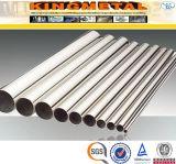 ASTM A312 Tp317 / 317L Material Tubería de acero inoxidable transparente