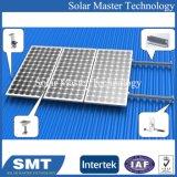 금속 지붕을%s 태양 PV 마운트 시스템
