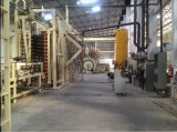 機械またはChipboardの生産ラインを作るフルオートマチックの削片板の生産ラインか削片板